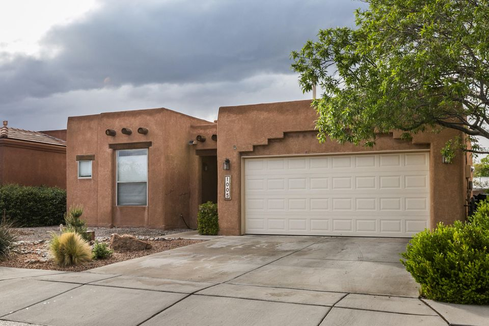 Beautiful single story home located in the desirable Vista Del Norte subdivision! This 4 bedroom home has a bright open floorplan that is perfect for entertaining. A wide entry way makes this home very welcoming. The huge master suite offers a spacious walk in closet and double sinks. Call today for your private showing!!
