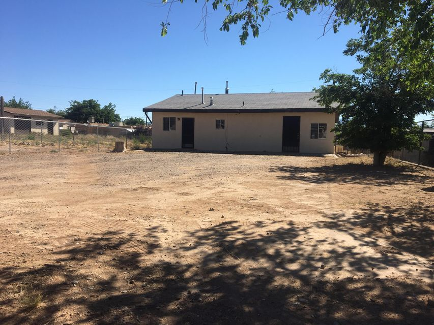 Cute home close to everything! Located on a large lot with a fully enclosed front and backyard. Featuring 3 bedrooms and an amazing living room perfect for entertaining! New vinyl floors in the wet areas. This home will not last long at this price!
