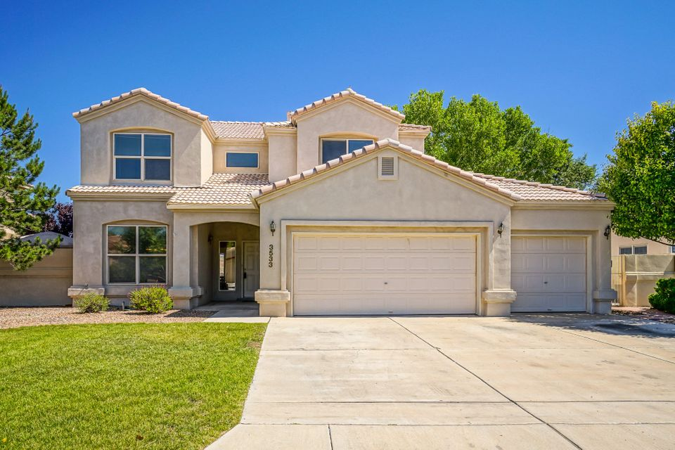 Fantastic 4 bedroom, 2.5 bath, 3 car garage (yes, 3!), 2450 square foot home located in the wonderful community of Stonehenge of High Resort. You\\\'ll find many updates in the home including newer furnace, stucco and AC unit. On the main floor the large open kitchen has a roomy pantry, tons of counter top space, bright breakfast nook and an island. Imagine hanging with your friends and family here, as there is room for them all. The adjoining great-room features a gas fireplace and views to the back yard. Also on the main floor is a formal dining room which could also be used as a home office or hobby room. Upstairs there are 3 large guest bedrooms and the Master Suite with it\\\'s own private balcony! The master bath has a giant soaking tub.