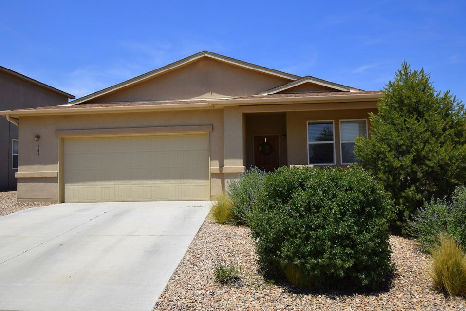 Move-in ready!  Excellent light, bright, open floorplan with 3 bedrooms plus office/bonus room.  Gas fireplace in spacious familyroom.Oversize master bedroom suite separate from other bedrooms.  Oversize pantry, master walkin closet and extra storage closets. Seller priced it to sell quick!!