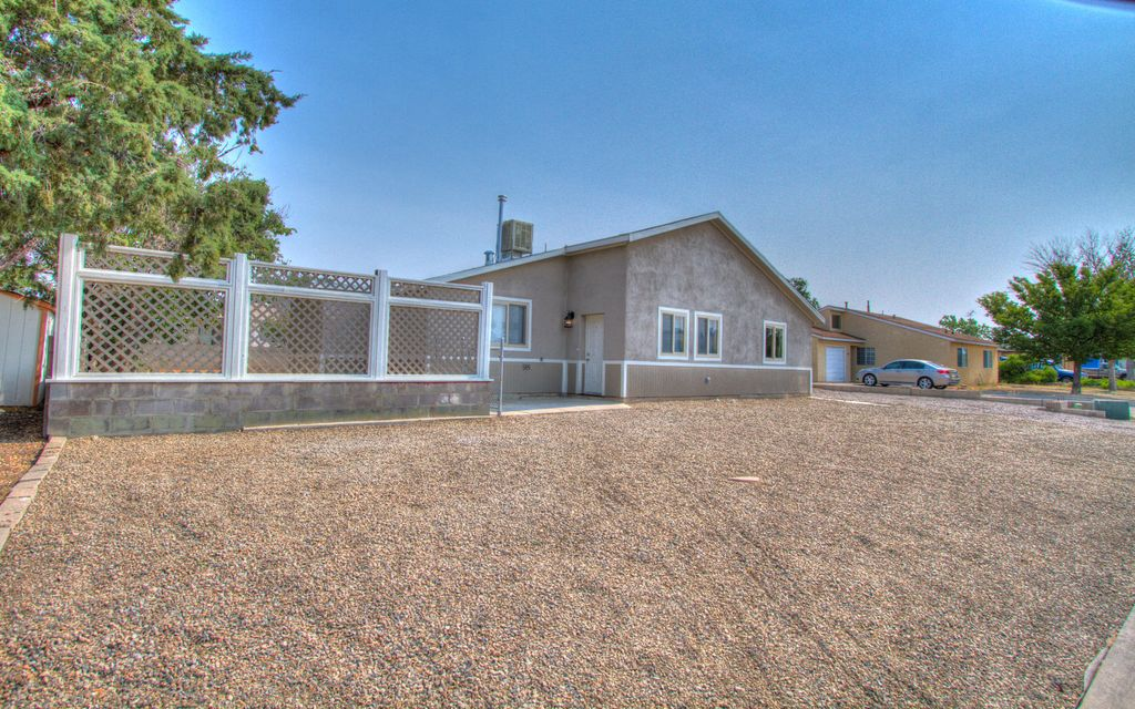 Remodeled from the ground up.  This house has a new roof, new heating, flooring, bathrooms, kitchen, windows you name it it has it.  Come view this awesome rehab before it to late.