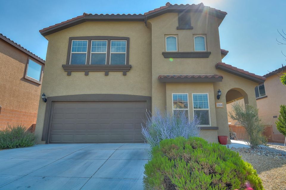 Beautiful Pulte home located in the highly desired Loma Colorado neighborhood! Popular Alameda floorplan features 2,141 sf with 3 bedrooms, 2.5 bathrooms and an office! Large entry hall leads you in the open great room with raised ceilings. Spaciously designed eat-in kitchen with plenty of cabinet and counter space, kitchen island with seating area, upgraded stainless steel appliances, recessed lighting and kitchen pantry. First floor office/den. Oversized master suite with private bath. Bath hosts dual sinks, walk-in shower with glass enclosure, garden tub and a huge walk-in closet! Backyard with covered patio.  Close to parks, walking trails, shopping, aquatic center, library and schools!