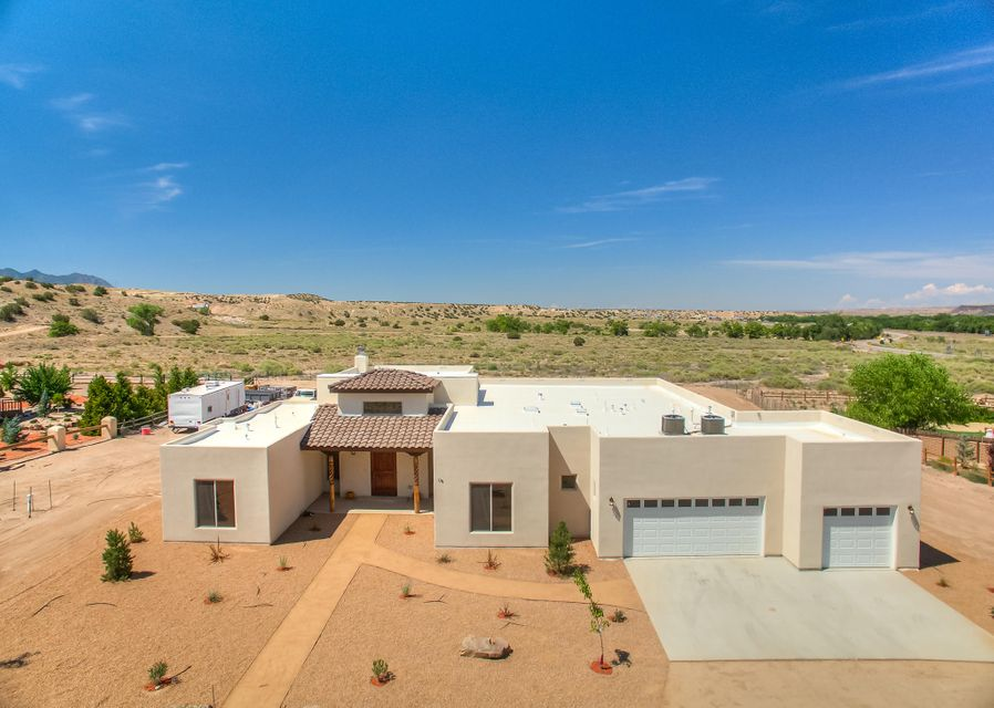 Stunning custom home located in the beautiful Terra subdivision in Algodones on a large .77 acre lot! Home features 3,133 sf with 4 bedrooms, 3.5 baths, an office and 3-car garage. High end finishes throughout. Beautiful cabinetry, granite countertops, upgraded flooring. This home is a must see. Estimated completion 07/01/2017.