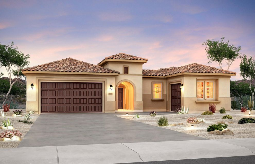 Enjoy this brand new Del Webb home that is built to New Mexico Green Build Silver Certification. Energy efficient features include 2x6 construction, tankless hot water heater, 14 SEER refrigerated air conditioner, Low E windows and so much more. Our beautiful Journey home has a private courtyard entry and will feature a wonderful kitchen with an oversized island that opens to a bright inviting gathering and dining room. The guest suite will include a second living area and private entrance. Significant options include 4 foot extension at garage, upgraded built in stainless steel appliances and upgraded tile in extended areas! Enjoy an active lifestyle at the Sandia Amenity Center with swimming pool, fitness center, movement room, tennis, and pickleball courts and more.