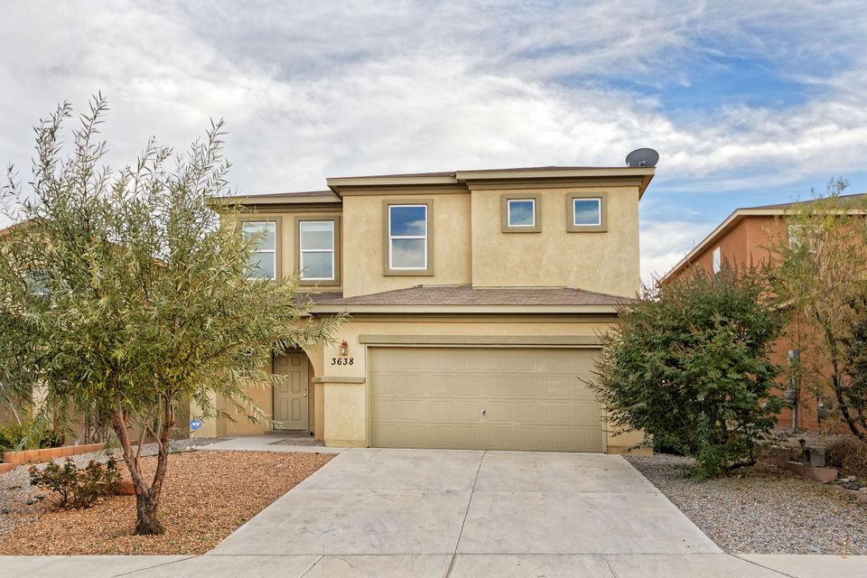 Lovely 2 story Beazer home in High Range neighborhood. Redone from top to bottom with new carpet, fresh paint throughout, new water heater, microwave range hood, garage door opener and more! 3 living areas including living room, family room and huge loft. Lovely mountain view from the back yard. Be sure to see this one!