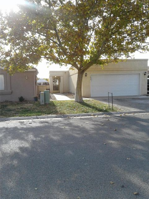 Come check out this home with a view of a beautiful park. This gem has been totally remodeled. New range, counter tops, dishwasher, water heater, laminate wood floors, cabinets, vanities,  toilets, fixtures, carpet, paint,and tile. Newer heater and A/C. The list just goes on and on.  Plus no poly piping!!!