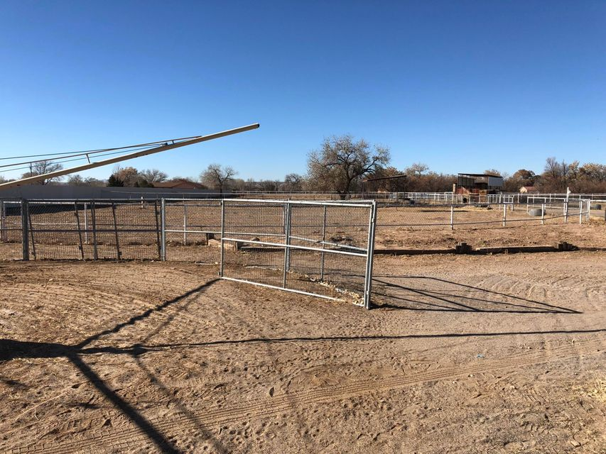 This property includes three individual acres, all piped fenced with a 10 Barn Horse Stall.  The home was used primarily as an office.  There is also a tack room, horse walker, & 2X4 mesh horse fence.  Call today and schedule your own personal tour.