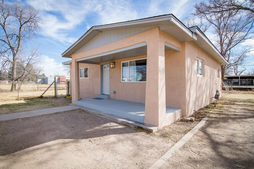 What a wonderful remodeled move-in ready home! This home has plenty of space, with freshly painted walls inside and out, new flooring in entire home, new light fixtures, appliances, updated bathroom, new roof and heating units, this property will not let you down! Call for your showing today!