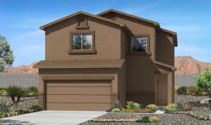 Brand spanking new Express home by DR Horton in our newest gated community. This home is under construction and is expected to be complete in June 2018. This home has a long list of top notch included features such as granite kitchen counters, stainless steel appliances, oversized tile in all the wet areas, refrigerated air, energy efficient construction and even a radon mitigation system.