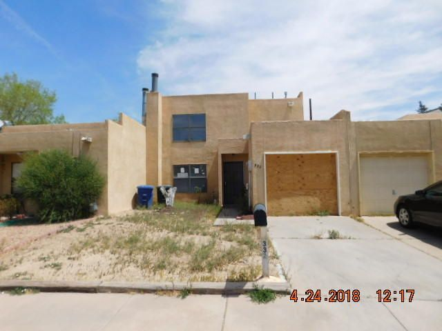 Property is posted by the City of Albuquerque as Substandard Condition. Seller is selling in its AS IS condition, no warranties or guarantees expressed or implied. Inspections are at buyer expense and for buyer knowledge only. Existence and condition of all mechanicals and appliances is not guaranteed.