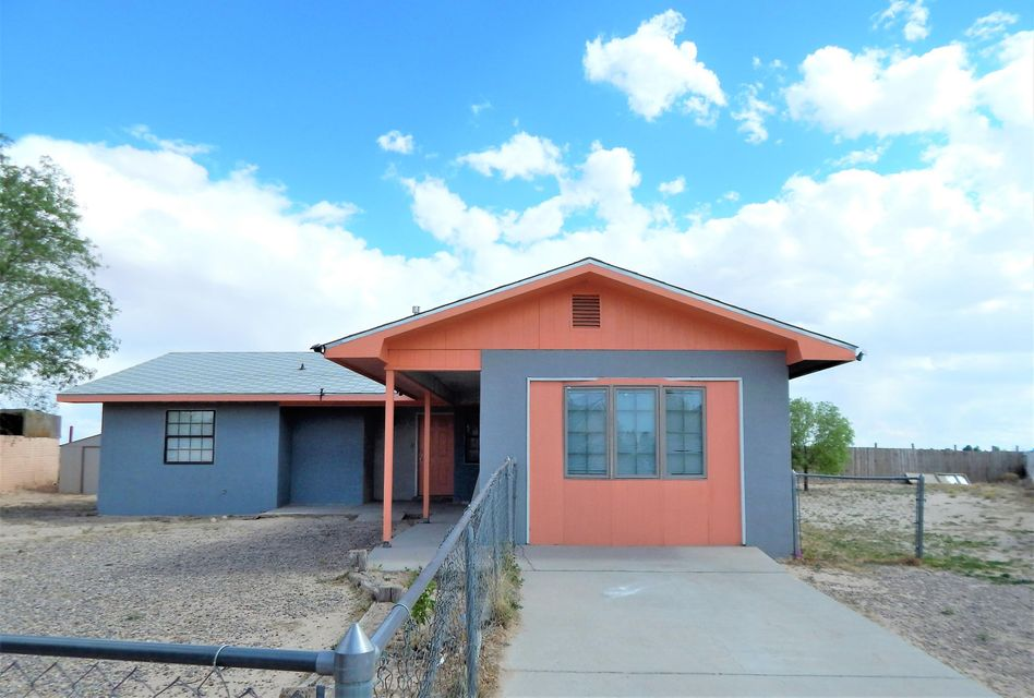 Freshly painted home in the very privet area of Rio Community.Originally this was a 3 bed & 1 Bath with 1 car garage. Seller turn the garage to a master bed with a 3/4 bath. Sq Ft include the garage conversion.Nice size yard with lots of room for all your toys. Close to stores & 10 Minutes to HWY 25.