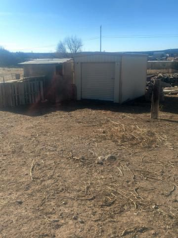 Handy man special. Singlewide mobile home. 2 bedroom, 2 bathrooms, outbuilding, fenced and cross fenced, joining 187 Paradise Meadow Loop MLS# 911525, water, electric, septic at main house, MLS # 911525