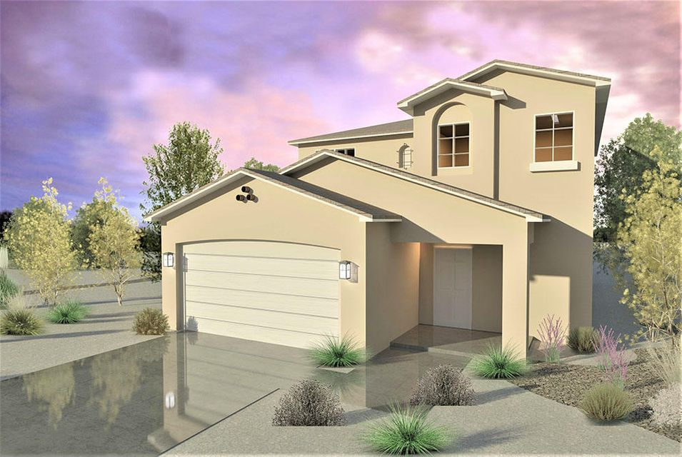 Brand new Twilight Home located in the heart of Los Lunas! This popular Questa 2 floorplan features 2,618sf sf with 4 bedrooms and 3.5 bathrooms and a loft! Buyer can still make interior selections. Samsung appliance packages, 18 x 18 ceramic tile, granite countertops in the kitchen and bath, maple cabinetry and 2- tone paint are just some of the features offered! Contact us today to find out all the Twilight Homes offers! Only 20 minutes from downtown ABQ, this home is close to dining, shopping, movie theater, and much more.