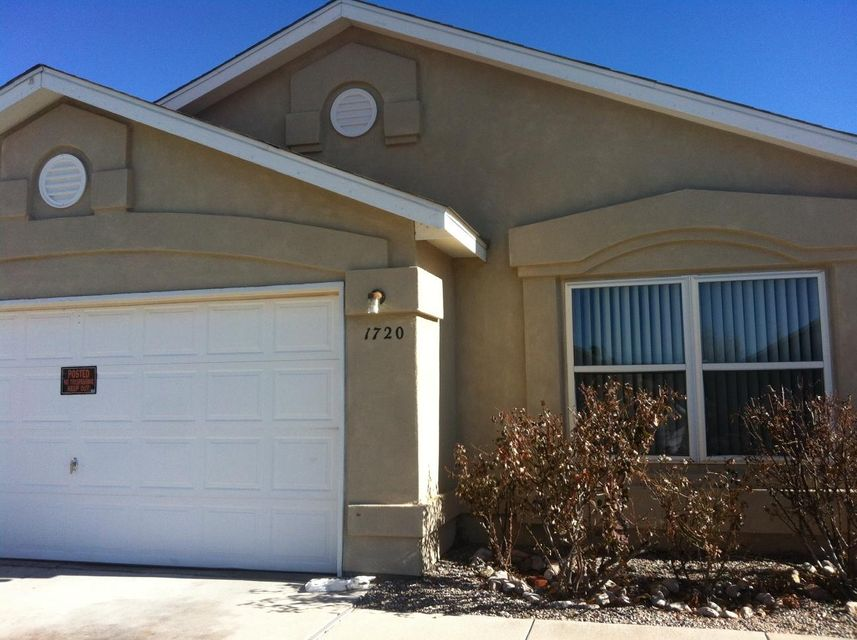 Investors dream!! Income Property only. Tenant stays currently rented at $1075 per month with the lease expiring 5/2019 Beautifull Home!!! Pride Of Ownership. Nice and spacious floor plan. Vaulted Ceilings, Refrigerated Air, Corner Lot.