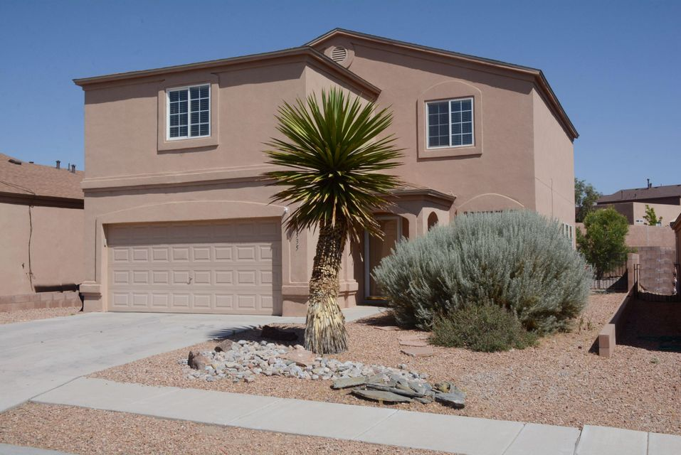 View the 3-D Virtual Walking Tour! Fabulously spacious 4 bedroom home across from the lush 2 acre Anderson Mesa Park. Home includes large entry family room & bonus living area with gas fireplace, plus upstairs 19x11' loft space, for wonderful privacy upstairs & down. Open kitchen with gas stove & center island/breakfast bar, plus pantry & extra storage in laundry room. Master has enormous walk-in, separate shower & bath, & plenty of light. 2nd bedroom also has large walk-in & 3rd bedroom is a generous 16x10! New flooring in the kitchen and an added patio slab in the backyard, plus oversized garage for extra storage. Anderson Mesa Park is special: it is one of the largest in the area, has tons to do in it, & in a very limited-access neighborhood--it feels like it's your very own park!