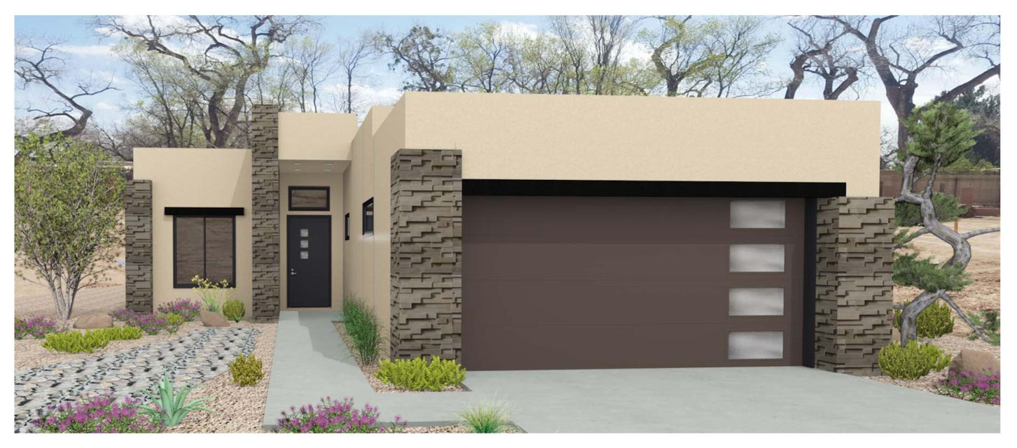 Beautiful Sivage home in gated community 2 minute walk to the bosque trails. Minutes from shopping on Rio Grande Blvd., Old Town, Downtown and easy access to I-40 and I-25.