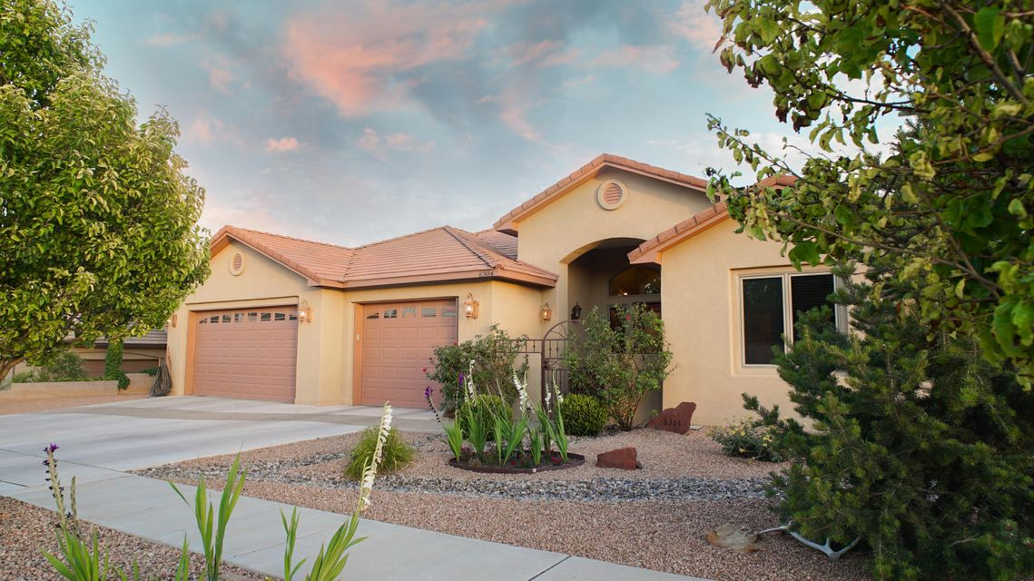 Stunning custom home with all the upgrades imaginable! Open floor plan ideal for entertaining. Private master suite with separate sinks, jetted garden tub, tiled shower and walk-in closet with built-in storage. Kitchen boasts top-of-the-line designer appliances such as: Wolf range/hood and a Sub-Zero fridge, granite countertops, over-sized sink, and gorgeous wood cabinetry. Wet bar in dining room. The covered backyard patio has an additional kitchen with built-in gas grill, granite countertops, mini fridge, and sink. Bonus room can be used as an office/hobby room. Attic is well-lit, painted and has shelving/closet rods. Extended 3 car garage has utility sink, side yard access and space for a workshop area. Spray foam insulation keeps utility costs low. This is a MUST see!