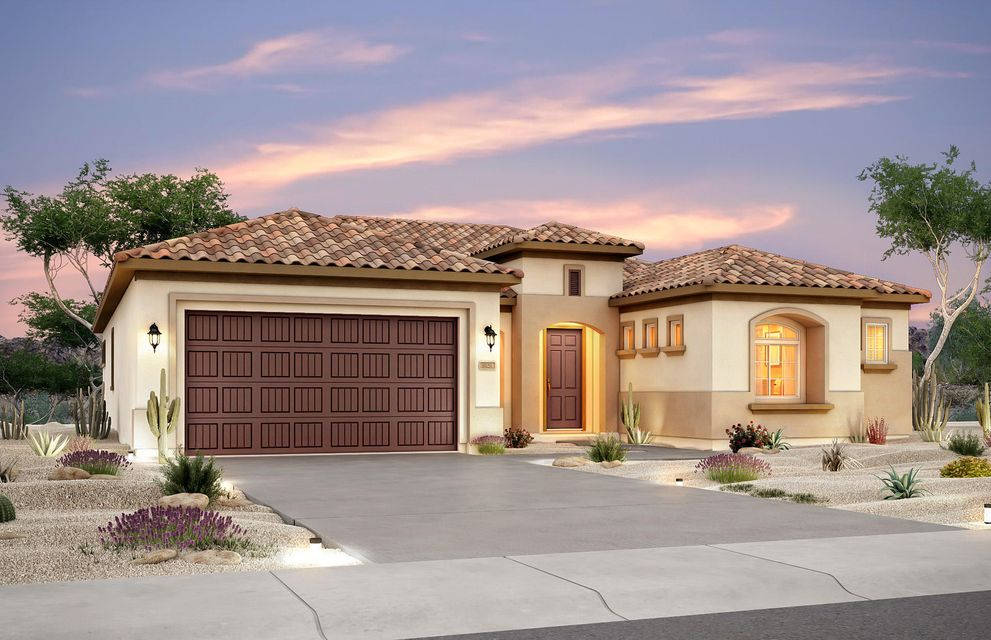 Enjoy this brand new Del Webb home that is built to New Mexico Green Build Silver Certification. Energy efficient features include 2x6 construcion, tankless hot water heater with recirculating pump, 14 SEER refrigerated air conditioner,  Low E windows and so much more.  Our very popular Endeavor home will feature an inviting courtyard entrance and is an entertainers dream! Wonderful kitchen with large oversized granite island opens to a bright large gathering  and dining room. Significant options includes a Cart Garage, oversized covered patio,  upgraded  built in stainless steel appliances and upgraded tile in extended areas! Enjoy an active lifestyle at the Sandia Amenity Center with swimming pool, fitness center, movement room, tennis, bocce and pickleball courts and more.