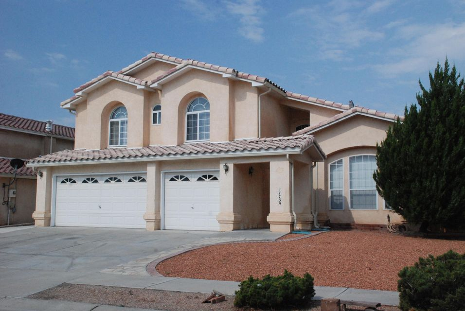 You Won't Want To Miss This Fabulous 4 Br W/3-car Garage On Huge Lot! Upgrades Including new Laminate wood flooring, new lighting, new appliances, Newer A/C units.  Enjoy your nicely landscaped backyard with basketball.   Great location close to shopping and easy access to Paseo Del Norte making it easy to get around town. Show & Sell!
