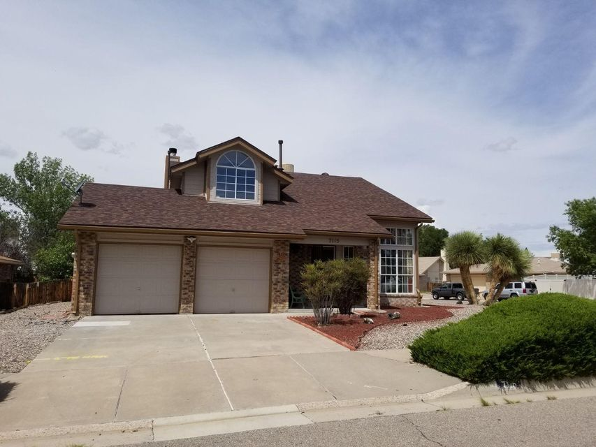 NO HOA, Full backyard ACCESS, Lovely SIVAGE Thomas Home in the HEART of  Taylor Ranch. This home has been remodeled in Great TASTE. Great Corner Lot with back YARD access. NEW Roof with WARRANTY, upgraded PlUMBING, upgraded flooring, new laminate wood, tile,carpet and new baseboards. All bathrooms COMPLETELY remodeled in great taste. NEW paint throughout home. New REFACED cabinets, NEW dishwasher and NEW sink and faucet. All NEW LED light fixtures. NEW doors and w casings and hardware. CORNER lot with BACKYARD access which is hard to find. Come see before its gone!!!!