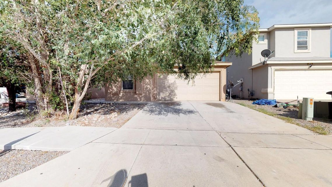 Act now. This four bedroom, two bath, convenient to West Mesa HS, I-40 and Coors is ready for your family. Just carpeted and repainted (interior). Two car garage. Pre listing inspection / disclosure available. New furnace will be installed as part of sale. Check out the virtual tour!
