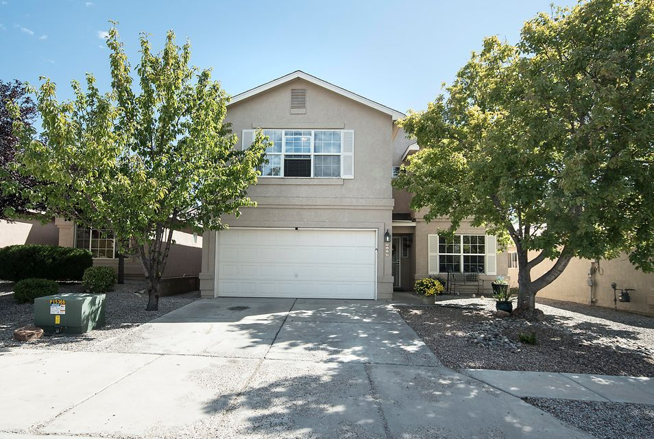 This happy home has been loved! Located in a great area and ready for immediate move in. Kitchen is complete with granite counter tops along with an eat in kitchen, as well as a formal dining area, loft and all bedrooms are located upstairs. Welcome Home!