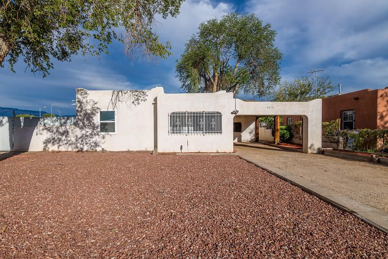 Conveniently located, beautifully remodeled 4 bedroom, 2 bath home on a quarter acre with backyard access.    Plant your lush landscape with irrigation access provided by voluntary HOA.