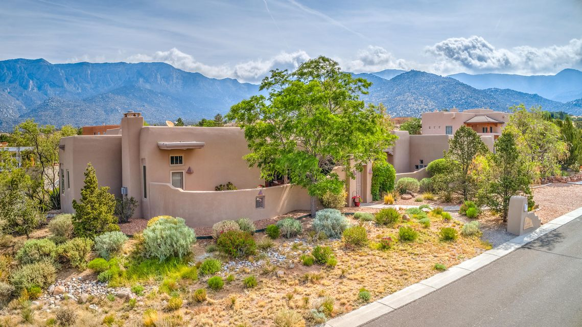 Timeless Elegance & Beauty Abound in this Wonderful Kokopelli Home in High Desert! Iconic Southwest Contemporary Design, Charming yet Sophisticated, Spacious yet Cozy, Content & Finishes Rich with Warmth, Quality, & Soul. A Peaceful Courtyard with Koi Pond Sets the Tone. A Grand Entry opens to a Panorama of Windows, Mountain, & Valley Vistas. The Kitchen will Beckon the Savviest of Cooks & provides Dramatic Focal Point with High End Finishes & Appliances, Wine Station, Inviting Nook & Outdoor Living with Old World Decor just steps away. Functional Floor Plan with Everything the Owner Needs on the Main Level. Enjoy the Lower Level Game/Family Room & Bedrooms for Expanding the Entertaining & Housing the Family in Comfort. Recent Significant Updates, TPO Roof, & Stucco. Quite a Masterpiece!