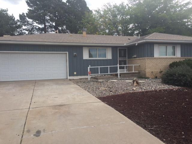Great Mossman Floorplan.  Hardwood floors.New Roof, Updated Kitchen with Granite countertops,Recently Replaced Windows, Bathrooms are handicapped assessible.  Large backyard with Storage Shed. 2 handicap accessible bathrooms.  Seller is related to listing agents.