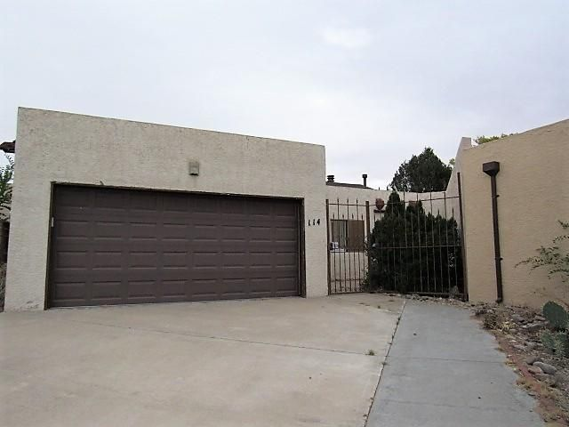 Go see this cute 2 bed/2 bath town home in the Vista Del Sol golf course community. Nice floor plan and low maintenance yard. Update this home to your tastes and it will shine! Seller will not complete any repairs to the subject property, either lender or buyer requested. The property is sold in AS IS condition.