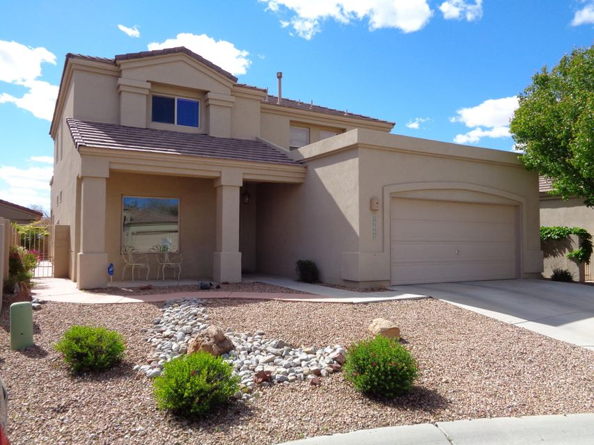 Welcome to your new home! Pride of ownership abounds the moment you walk in the door. This beautiful two story home sits on a private cud de sac, with 4 extra-large bedrooms, open floor plan, as well as fully landscaped backyard with covered patio and fountain is ideal for family life! Numerous brand new upgrades, including new carpet & paint, new dishwasher & microwave above stove. Kitchen features a breakfast nook, ample cabinet space, new faucet and a large wrap around pantry and stainless steel appliances which all stay with the property. Spacious Master Suite has amazing mountain views,garden tub, separate shower & large walk-in closet. Home also has an extended garage that fits a full size truck. This home is a must see and is priced to sell.