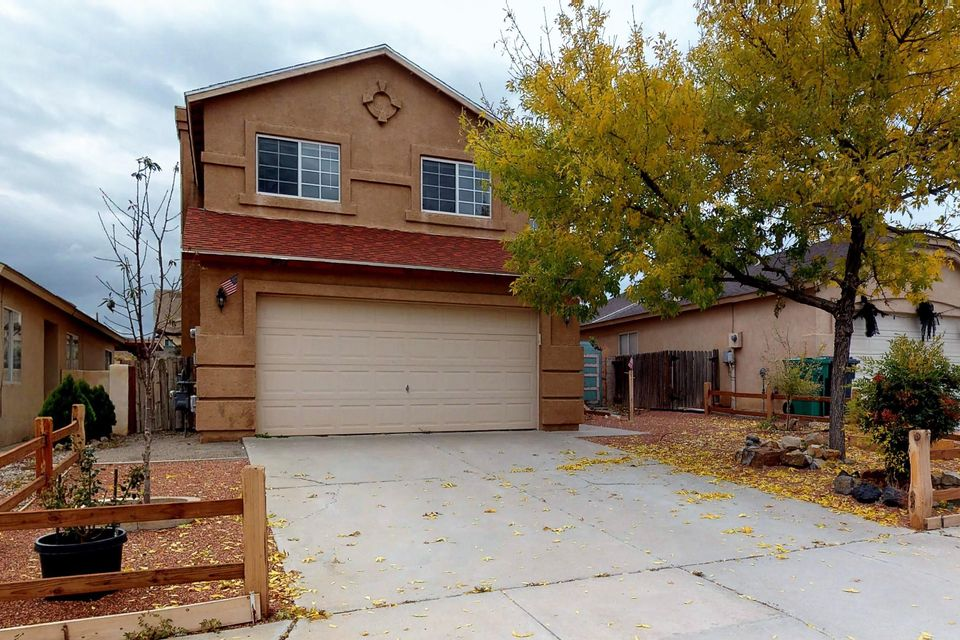 Clean, move in ready, low maintenance landscaping.  This 4 bed 3 bath home is ready for a new owner!  Perfect for entertaining with two living areas and a gas fireplace. (New water heater). Don't miss out! Won't last long!