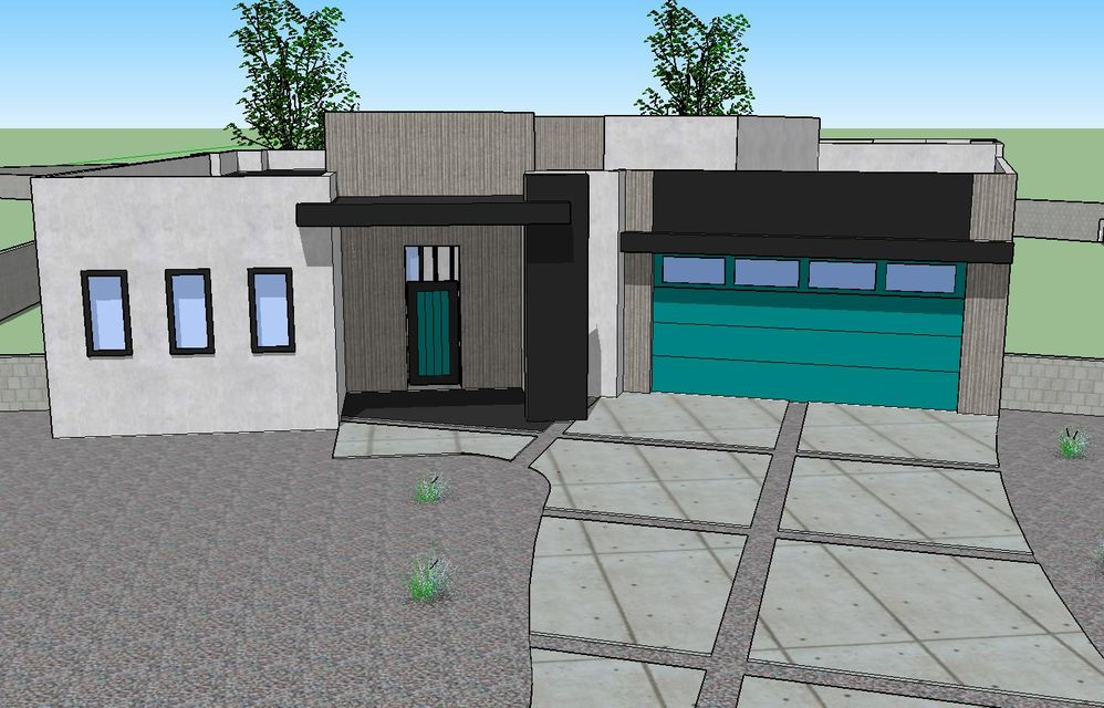 New home soon to start construction!  Home will boast an entry tower into an interior courtyard with a contemporary water feature.  Main living area will have 12' ceilings, and master bed/bath will have 10' ceilings.  Large 8'x9' sliding doors that pocket into the wall will provide gorgeous views of the volcanoes and sunsets.  Floor tile will be throughout the home.  Lots of storage space and well-thought-out spaces.  Anticipated completion in May, 2019.  Early buyer can select finishes if desired!