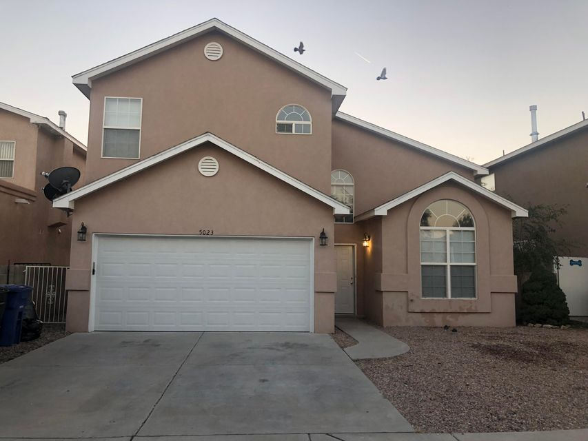 This completely remodeled home is absolutely beautiful! Come take a look at the tile floors, granite counter tops, ,new carpet, Not to mention a wonderful master suite, with a walk in closet, a separate Jacuzzi and shower, new paint through out the home, new light fixtures,NEW REFRIGERATED AIR, NEW CUSTOM CABINETS.The list goes on and on.Will not last!
