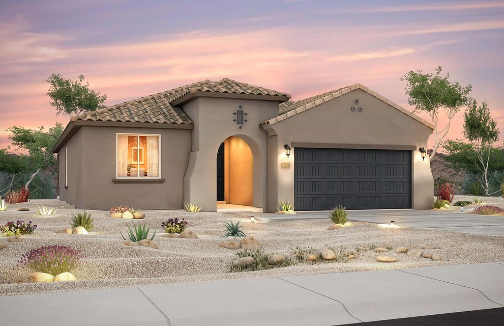 Brand new, never lived in Pulte home. Enjoy brand new appliances, new carpet, new A/C, new tank-less hot water heater, and so much more! This popular single-story Manzanita home is under construction and will be complete in December. Home includes an outdoor fireplace on the covered patio, built-in stainless appliances, large garage with extra storage, two dens/home office areas, and modern cabinets and flooring.