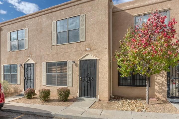 3301 Monroe Street, UNIT P165, Albuquerque, NM 87110