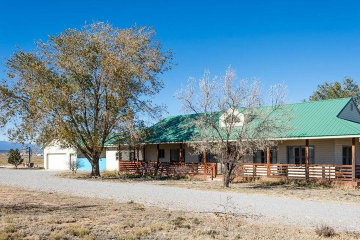 41 N Washburn Lane, Edgewood, NM 87015