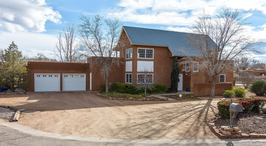Beautiful home located on 1 acre!