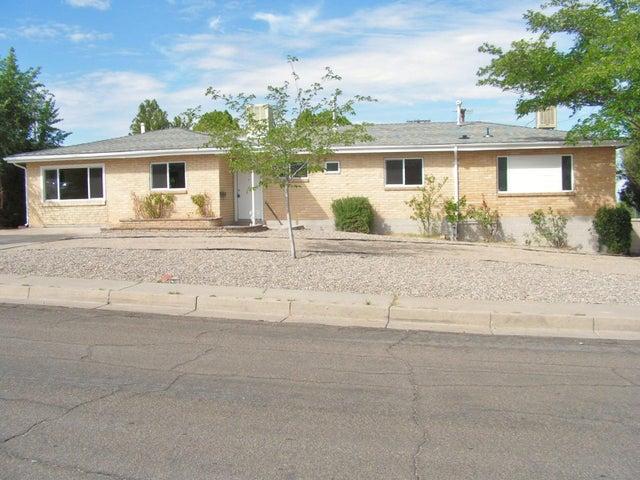 1801 Cornell Drive SE, Albuquerque, NM 87106