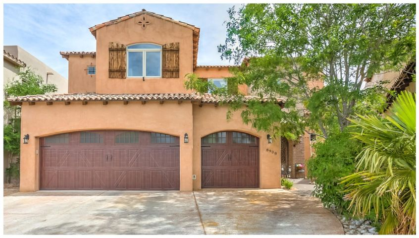 8908 N Oakland Court NE, Albuquerque, NM 87122