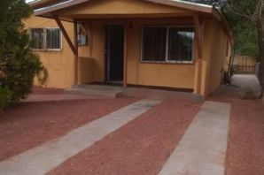 2 income producing houses on Property:The front house is 3bd, 2 bath, 1,244.88 SF which rents for $1,200./mo.The back house is 2bd, 1 bath, 727.31 SF which rents for $700./mo.Must have 24 hour notice to show.