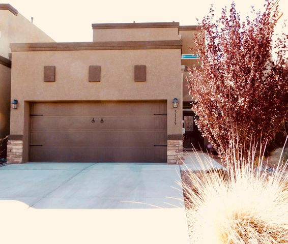 Come see this beautiful practically perfect home! Beautiful kitchen, gorgeous great room and perfect patio are just a few of the 1st things you'll notice in this nearly new home. 3 Lovely bedrooms welcome you up stairs complimented by 2 full baths. Your laundry room is right there where you'll need  it. The backyard is a sanctuary with a beautiful pergola that stays with the home. Great neighborhood, amazing view and great value come with this great home.