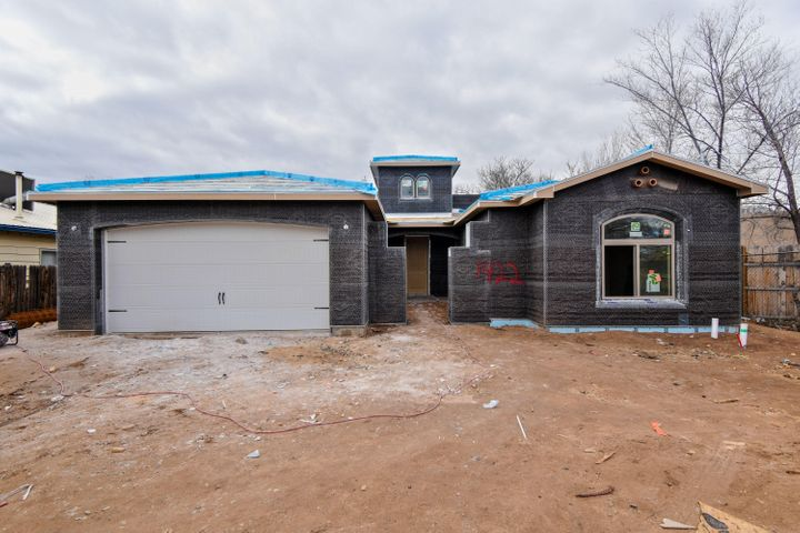Brand new Fellowship Homes located on a quarter acre in the North Valley. Home features 2,335sf with 3 bedrooms, 2 baths and a 2 car garage. Open floorplan with an upgraded and spacious living area! Master suite with private bath. Come see what Fellowship Homes has to offer!