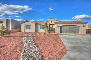 HOME WAS LISTED BEFORE CONSTRUCTION BEGAN. Built by Award Winning PS Construction. Don't Wait, this home will sell fast, built in upand coming Neighborhood in Rio Rancho, surrounded by Gorgeous Custom Homes minutes from Albuquerque. Great School District, Close to RUST MedicalHospital, Shopping, Restaurants and Family Entertainment. This Superior Home was Constructed and Designed with Energy Efficiency in Mind. Welcoming OpenFloor Plan, Large Bedrooms with Walk-in Closets. Stunning Gourmet Kitchen, Perfect for Creating Lifelong Family Memories. Exquisite Tasteful Finishes, Class andSophistication abound...Large Tandem 3 Car Garage, Huge Yard Perfect for all your ''toys'' Park your RV and your Boat no HOAs!!