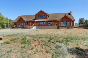 Truly a Special Mountain Valley Property!! Spectacular 5110 sq. ft. Home on 54+ acre horse property w/Barn, at Foot of Sandia Mountains, 20 mins from Alb. Roof done 04/02/2018!!!! Gourmet Dream Kit w/ Granite countertops, SS appliances, Center Island & Walk-in Pantry.  Dining room with views and room for everyone! A Grand Great Room w/ 30' ceilings & slate floors.  Plus a loft and Family room upstairs. Upstairs can be the Owners private get way!  Spacious bedrooms each w/ its own full bath & walk-in closet. One Master up and one Master down.  Garage is separate w/ 3 bays-center bay set up for hay. Amazing family home or bed & breakfast/horse ranch/ Mountain get away OR ?? +16 Lots Platted & Deeded! This one is a MUST SEE to appreciate-you will not be disappointed!