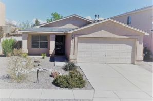 Clean and Move In Ready! This lovely home is located in the Stonebridge subdivision of Albuquerque New Mexico! The house was meticulously cared for and is ready for the new owner! Inspections are done and we can accommodate a fast closing! Excited for you to see this one!