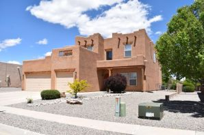 Beautiful home in Cabezon!  5 bedrooms 3 bathrooms.   This home features beautiful southwest design with wood accents, vigas, and is located close to the main park!  The rest of home speaks for itself!!!  Come see it!!!