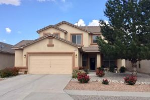BEAUTIFUL DR Horton Home located in the Cabezon subdivision.  Lots of upgrades throughout. Formal Dining and Living room. Family room with high ceilings. and gas log fireplace.