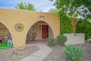 This lovely, renovated, move in ready condo in the Golden West 55 and over community has new stainless steel appliances, all new flooring, fresh paint, new hot water heater and much more! HOA covers water, trash, common areas meeting facilities, and indoor pool! Buy to move in or as an investment property.