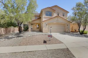Welcome to this fabulous home located next to a quaint park in the highly sought after community of Cabezon. This home is very spacious and this floorplan offers great room for entertaining and growing into! The backyard features a shed and is landscaped. This home is priced to sell and won't last for long! Now is your chance to make it yours!